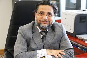 Syed Ahsan Jamil