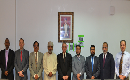 Dhofar University College of Commerce and Business Administration Advisory Board